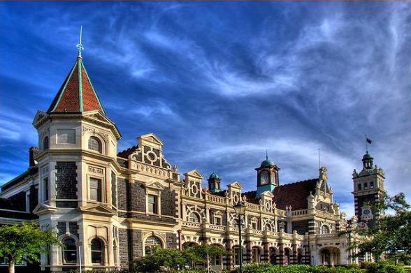 Южный остров Новой Зеландии: Данидин