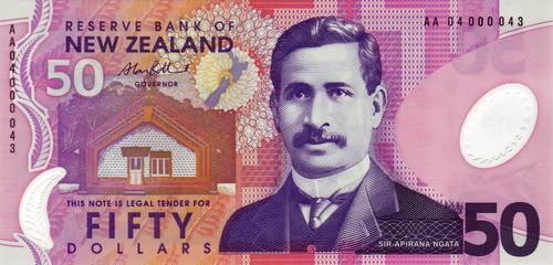 Банкноты Новой Зеландии