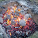 Hangi - земляная печь