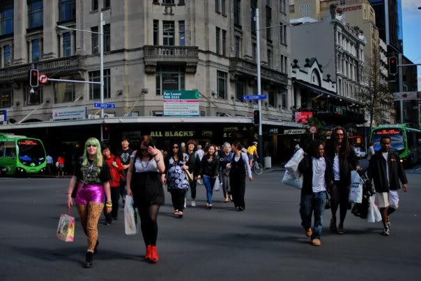 Новозеландцы и жизнь по-новозеландски