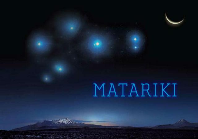 Матарики - Новый год в традициях маори