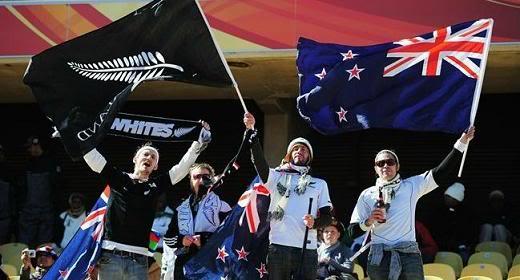 Футбол в Новой Зеландии