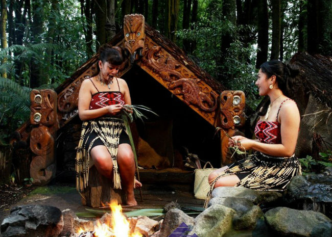 an introduction to the culture of people of aoteroa maori