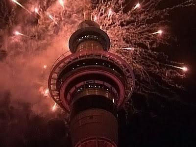 Новый год в Новой Зеландии