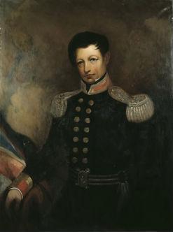 Генерал-лейтенант Новой Зеландии Уильям Гобсон