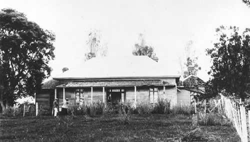 Дом Джеймса Басби – место подписания Договора Вайтанги.