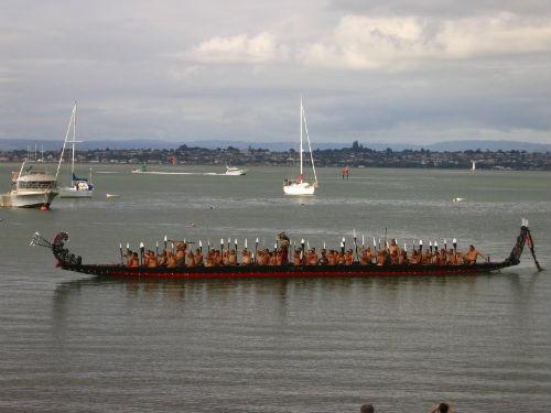 День Вайтанги в Новой Зеландии