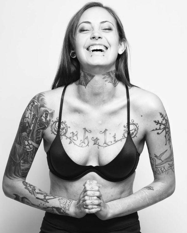 """""""Чернильное поколение"""" фотографа из Новой Зеландии Пола Натана"""