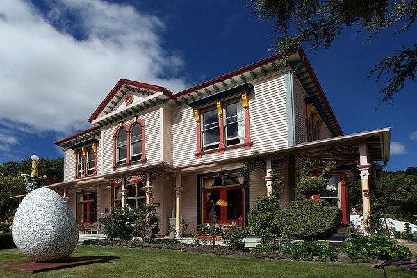 The Giant's House, Akaroa