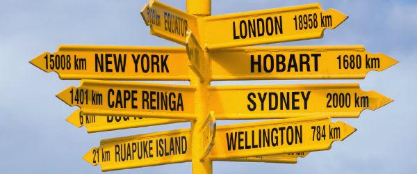 Новая Зеландия: статистика международной миграции