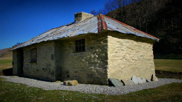 Мейстаун: бывшая пекарня
