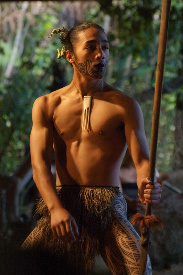 Оружие маори: тайаха
