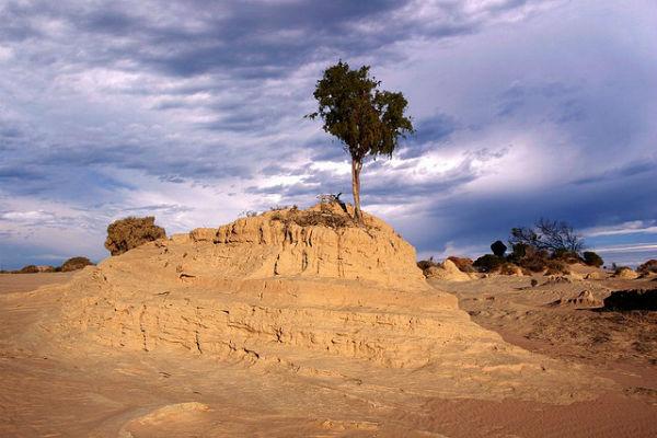 Национальный парк Мунго (Mungo National Park)
