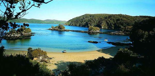 Порт Пегас, Остров Стюарт, Новая Зеландия