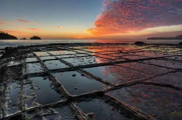 Мозаичная мостовая, Тасмания