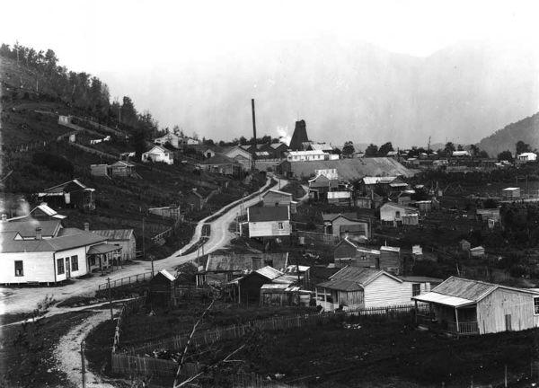 Вайута, Новая Зеландия - времена расцвета