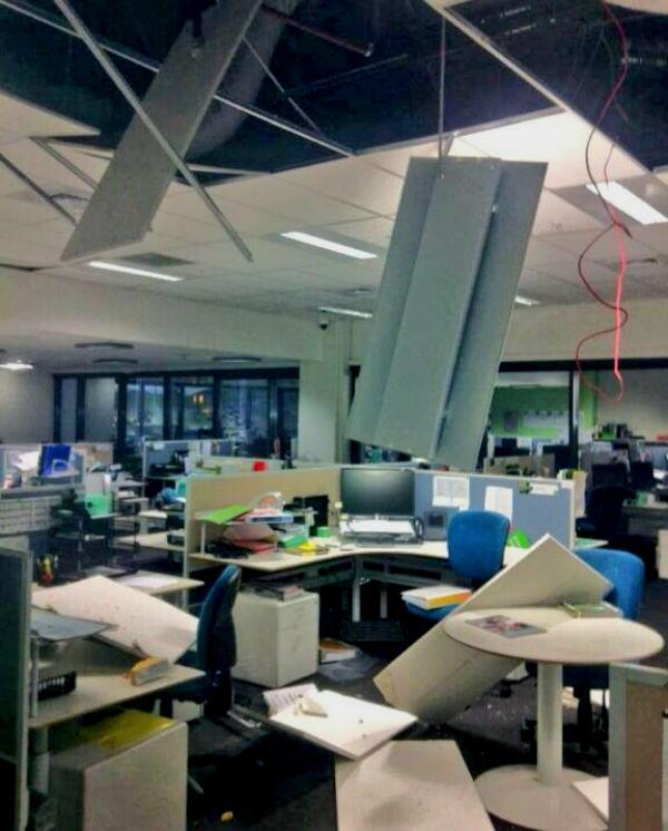 Землетрясение у берегов Новой Зеландии близ Веллингтона