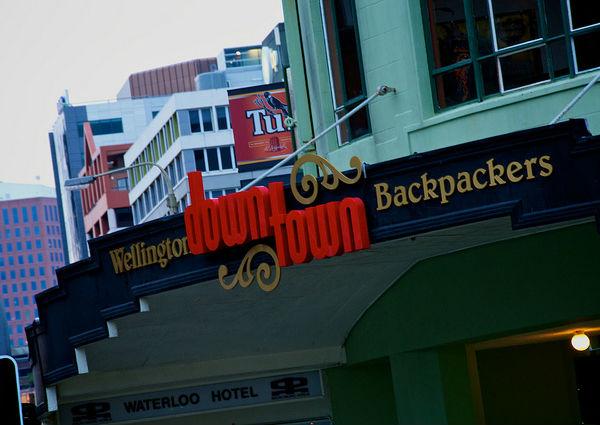 Жилье в Новой Зеландии: хостел