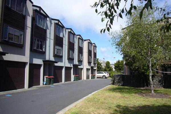 Жилье в Новой Зеландии: таунхаус