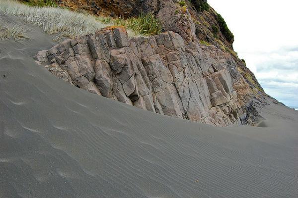 Пляж Карекаре (Karekare Beach), Западное побережье Окленда