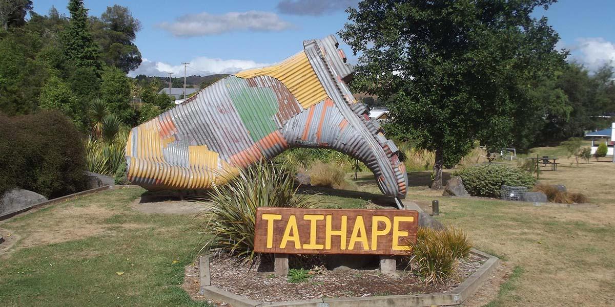 Тайхапе – мировая столица резиновых сапог