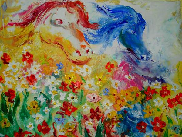 Работа Ларисы Климовой